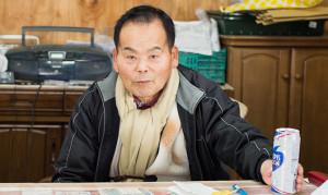 須賀農園のおじいちゃん